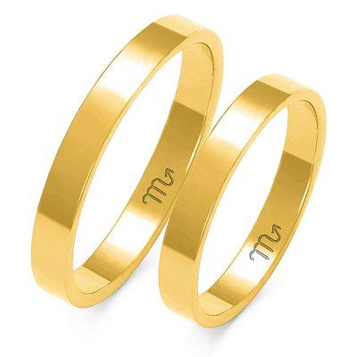 Obrączki ślubne a 111